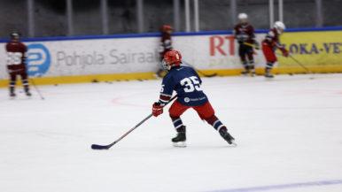 Rantanen Hockey Academy hioo Tikkurilassa tulevia jääkiekkoilun huippuja