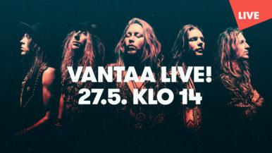Vantaa Live onnittelee 30-vuotiasta Vernissaa