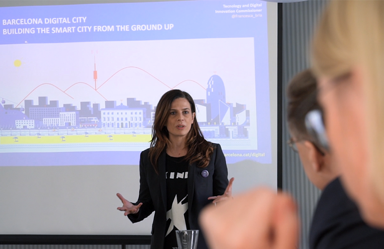 Rethink smart city – Digitalisation as a hot topic in Vantaa