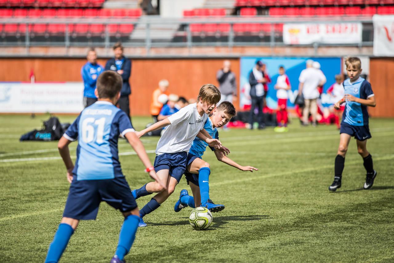 Jalkapallohuumaa Vantaa Cupissa