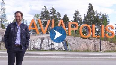 Iso viihdekeskus Aviapolikseen