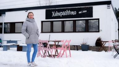 Erikoiset paikat Vantaalla: Kahvi Charlottan paahtimo