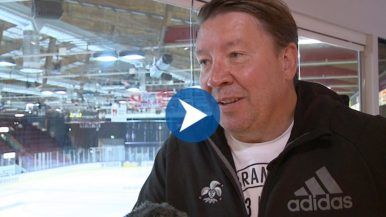 KHL-huumaa Tikkurilassa