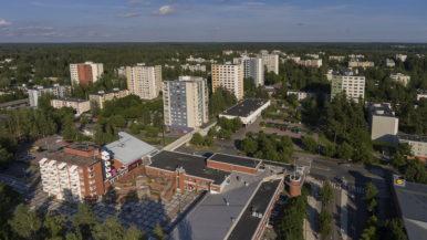 Virtuaalimatka Vantaan historiaan: Koivukylä