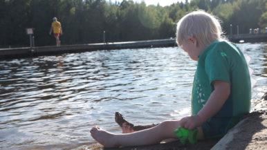 Itämeripäivän viettoa Kuusijärvellä
