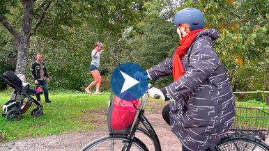 Liikkujan viikko polkien käyntiin - kaupunginjohtaja piti pyöräretkellä näkemästään