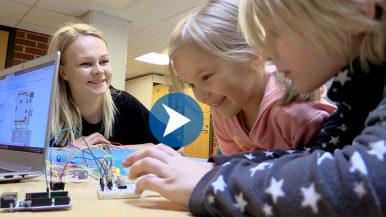 Robotuokion helmiä – lasten hauskat robotti-ideat