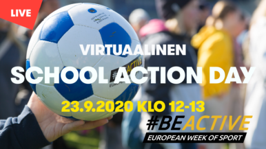 Virtuaalinen School Action Day