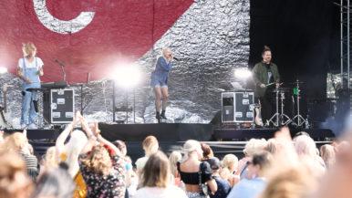 Tikkurila Festivaali ilahdutti festarikansaa jälleen Vantaalla