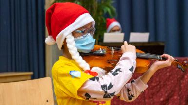 Tempo-orkesterin joulutervehdys