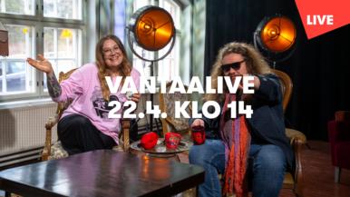 Uusi Vantaa Live! tarjoaa kahvitauot hyvässä seurassa