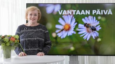 Kaupunginjohtajan Vantaan päivän tervehdys 15.5.2021