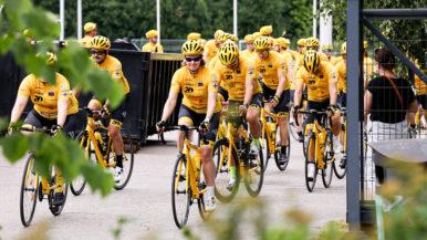 Team Rynkeby pyöräilee jälleen pienten puolesta