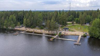 Virtuaalimatka Vantaan historiaan: Kuusijärvi