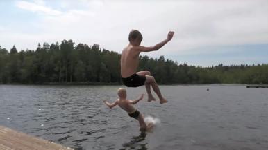 Vantaan uimarannat tuovat helpotuksen helteen keskelle