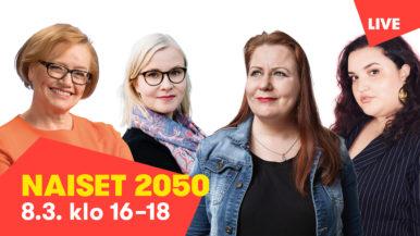 Naistenpäivän tapahtuma Vantaalla – tähyile tulevaisuuteen näkemyksellisten vaikuttajien kanssa