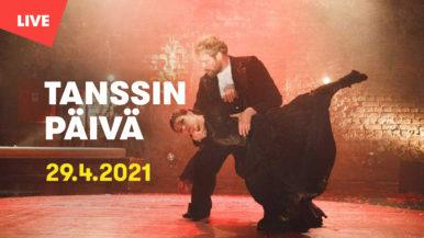 Tanssin päivä 29.4.2021