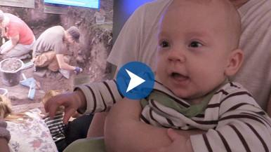 Vauvat museossa